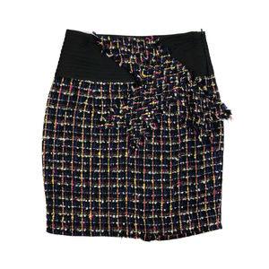 Anthropologie Taikonhu New Academia Tweed Skirt 2
